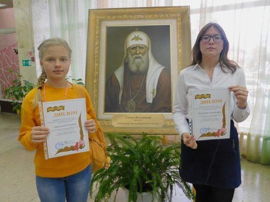 Жительницы Оленино победили в Международном конкурсе детского творчества