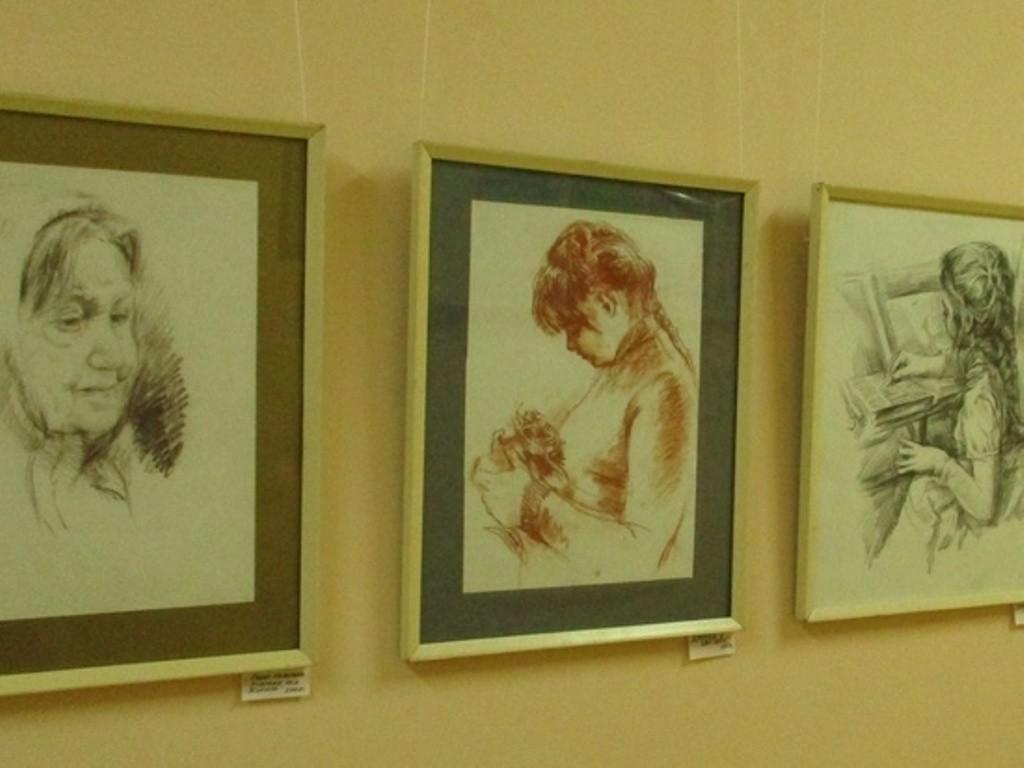 Выставка редких графических работ открылась в Тверской области