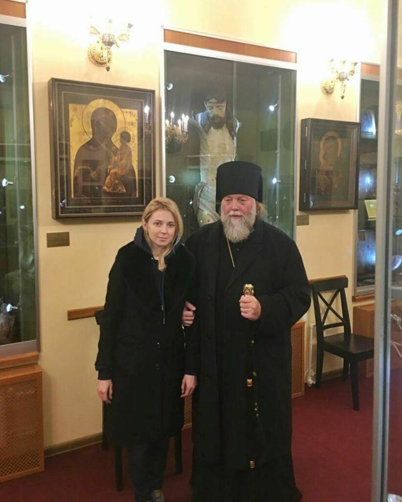 Наталья Поклонская рассказала о визите в Тверскую область