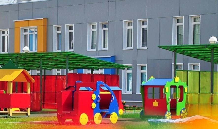 В Тверской области в 2019 году в пяти детсадах благоустроят территории