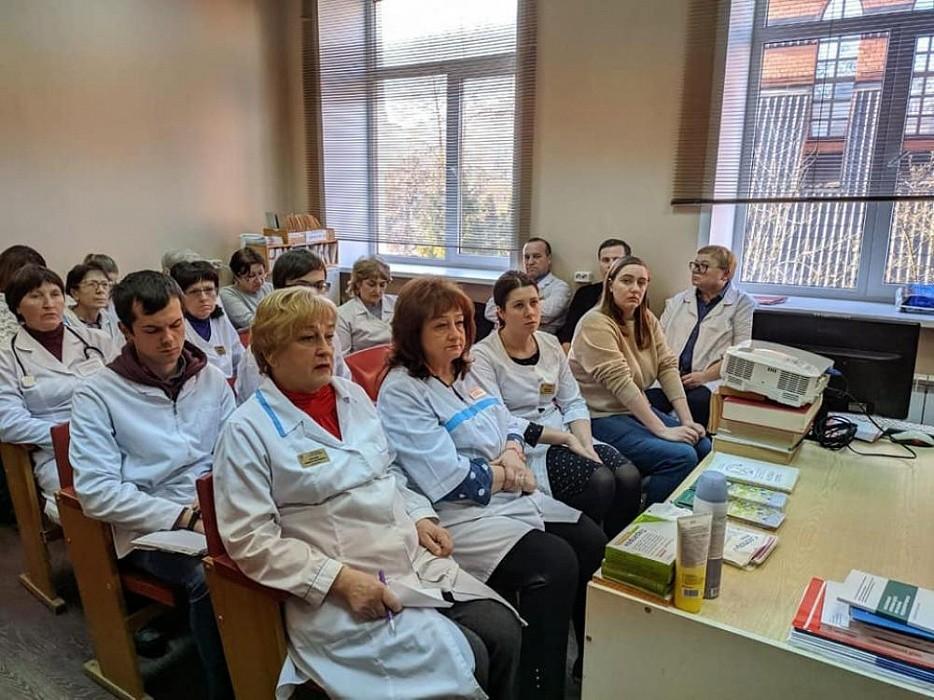 В Тверской области проводят семинары для врачей по паллиативной помощи