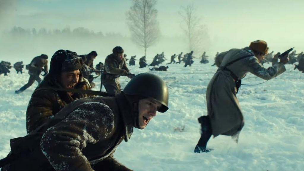 В Тверской области прошел премьерный показ фильма «Ржев»