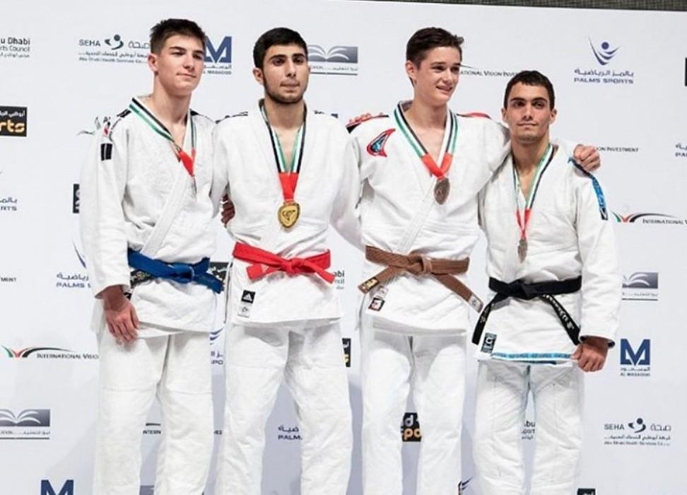 Конаковский спортсмен завоевал золото на Чемпионате мира по джиу-джитсу
