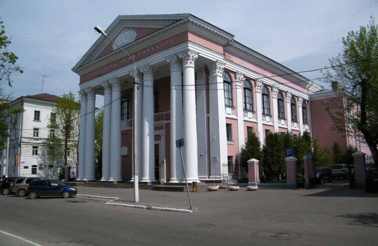 Тверской любительский театр приглашает в библиотеку имени Горького
