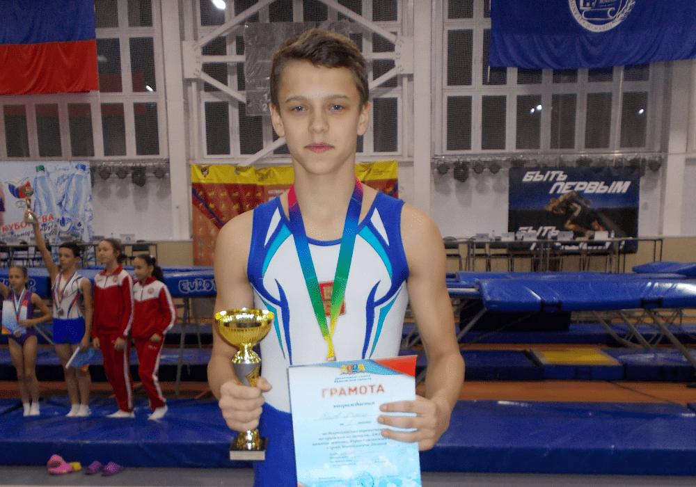 Тверские батутисты привезли три медали с всероссийского турнира