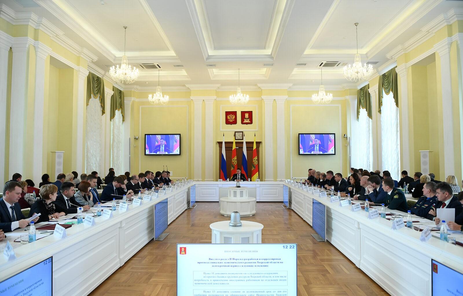 К 2025 году в Тверской области построят более 1240 километров газопроводов