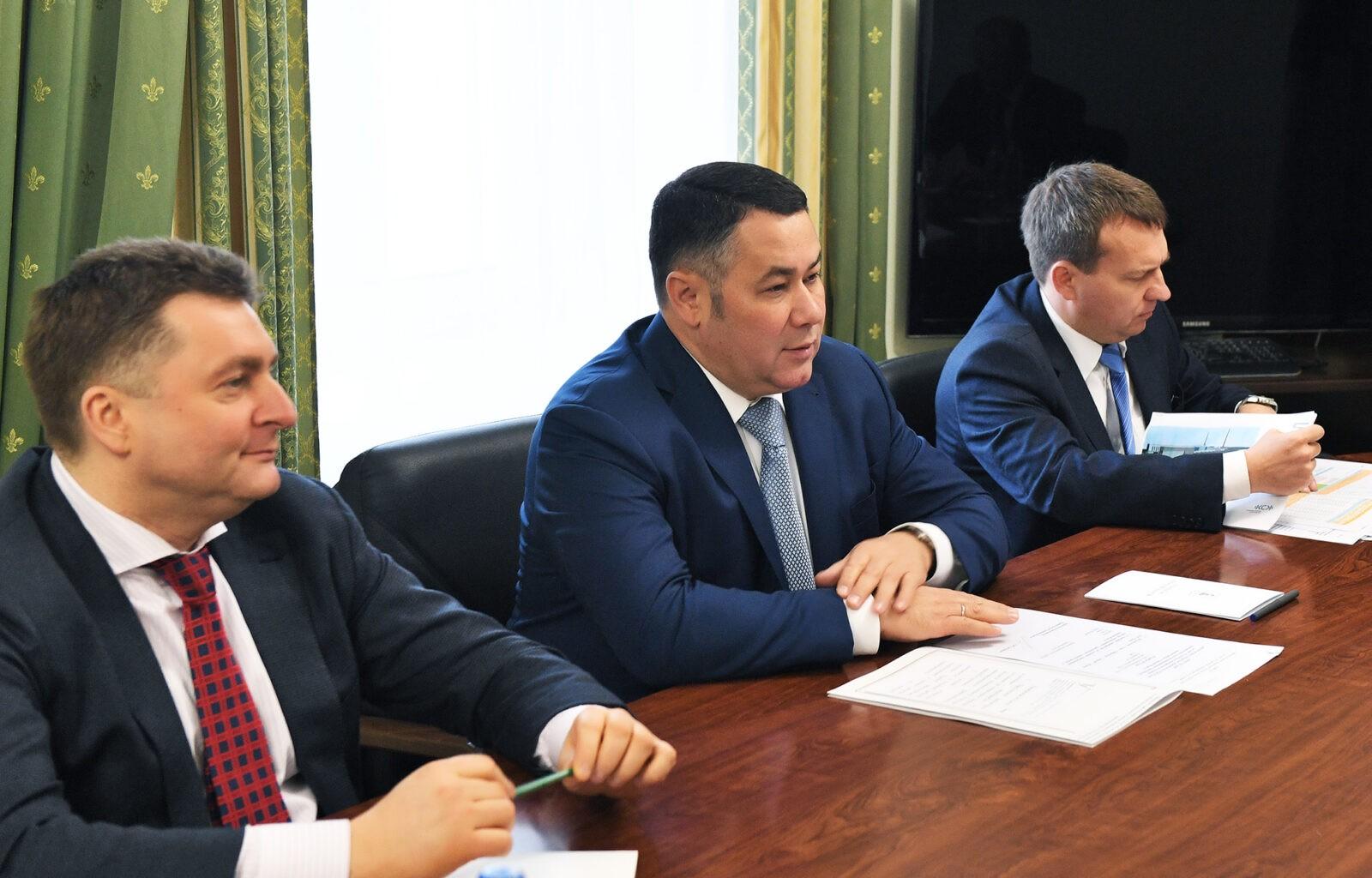 Промышленный кластер инновационного транспортного машиностроения создадут в Тверской области