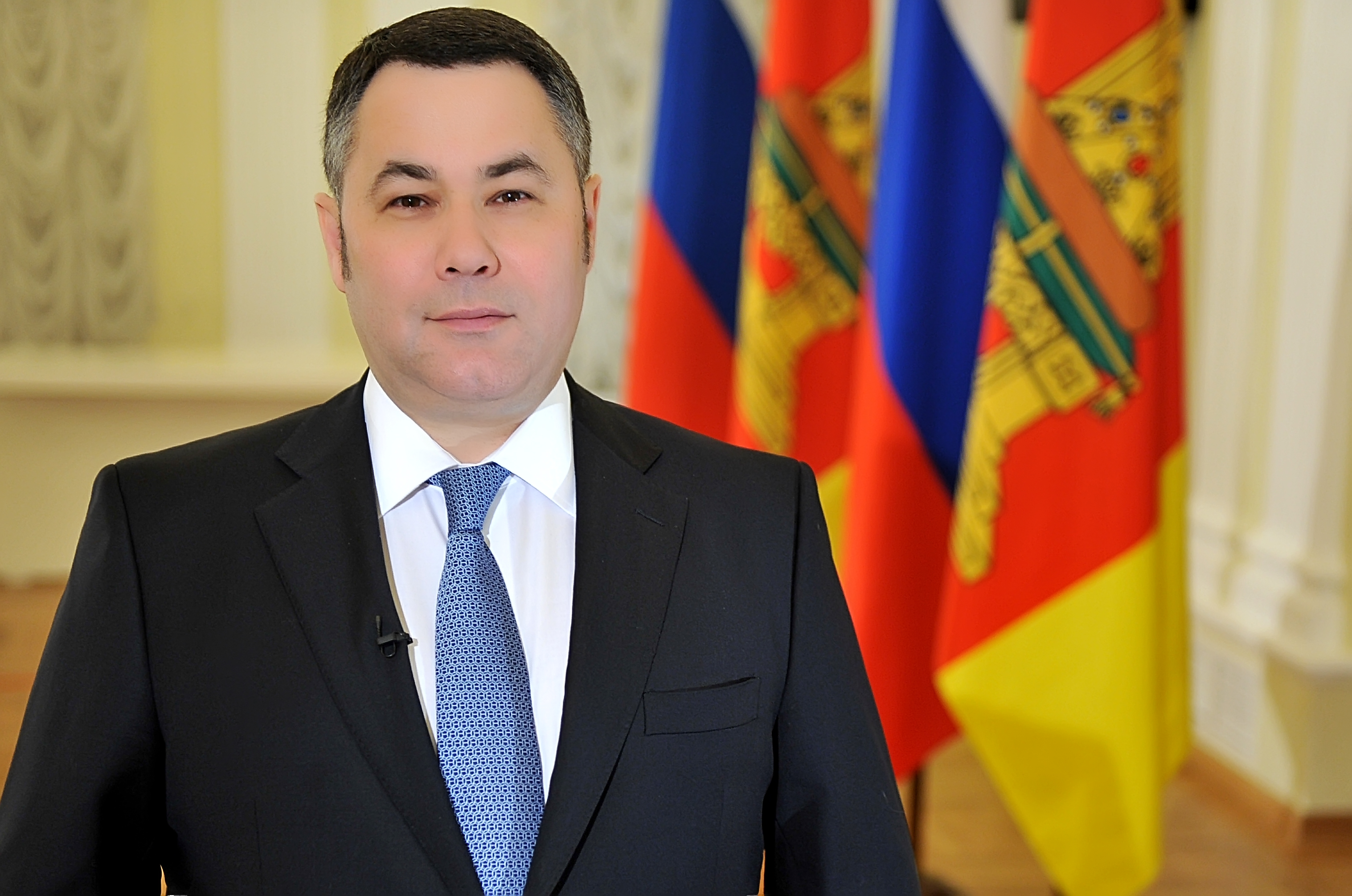 Игорь Руденя отмечен в рейтинге «Губернаторская повестка» в связи с переговорами по созданию машиностроительного кластера в Тверской области