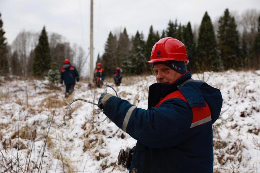 Игорь Руденя поблагодарил энергетиков за оперативное восстановление электроснабженияпосле урагана