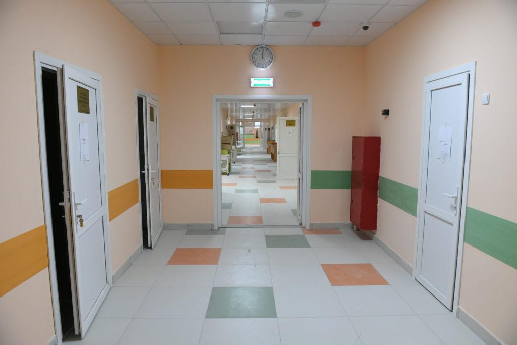 Скоро откроют детскую поликлинику в микрорайоне «Южный» Твери