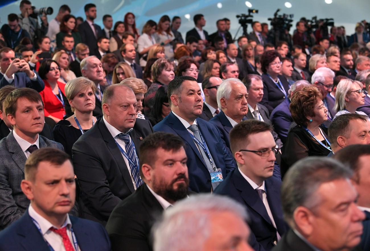 Игорь Руденя вошёл в Генеральный совет Партии «Единая Россия»