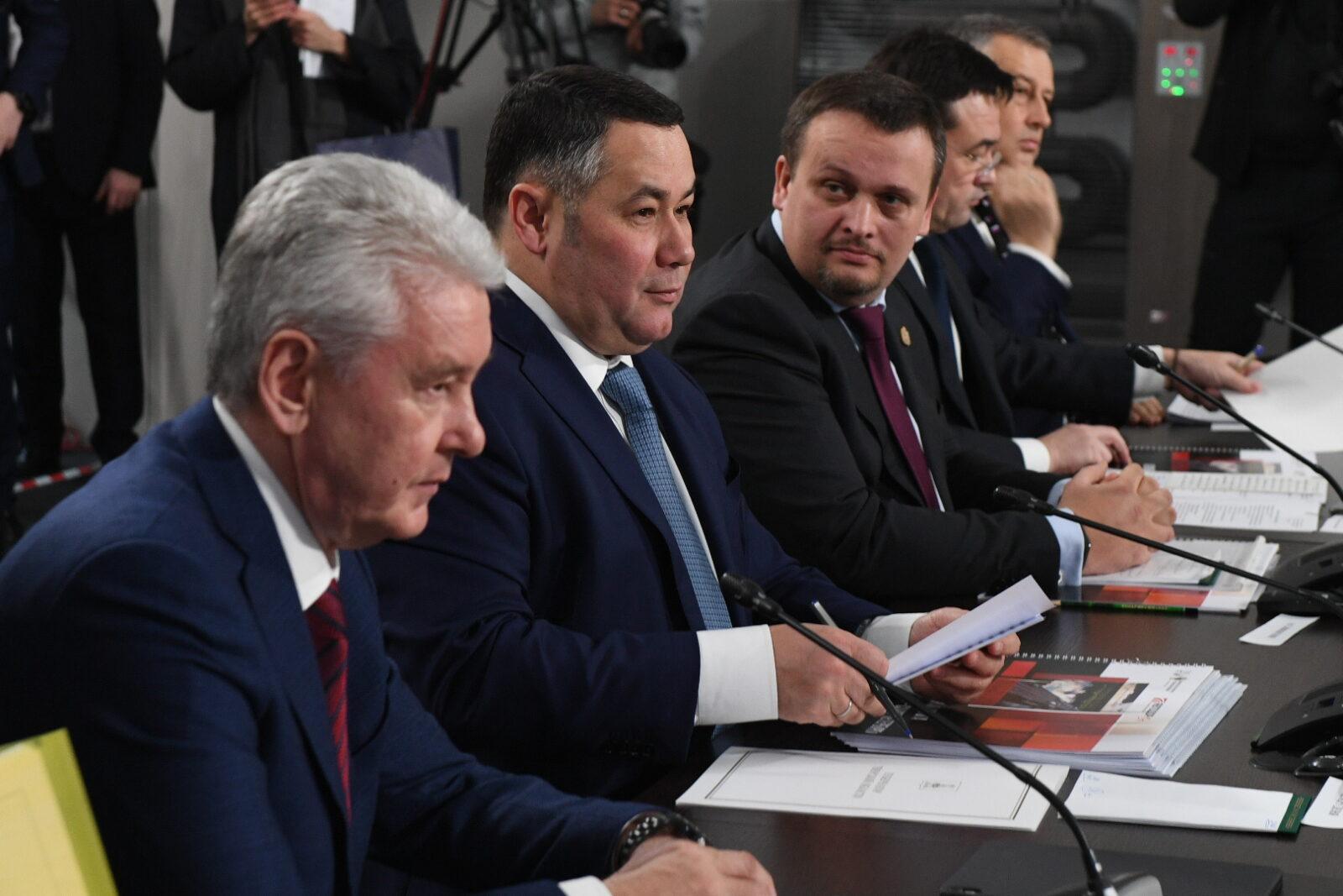 Игорь Руденя внёс предложения по развитию дорожной инфраструктуры трассы М-11 в Тверской области