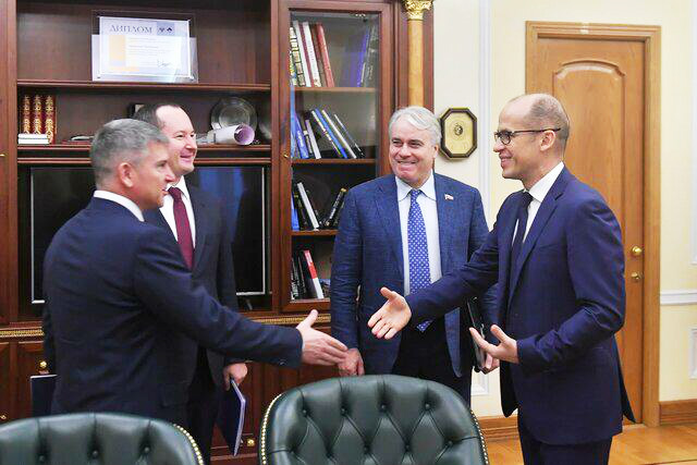 Комитет по энергетике Государственной Думы РФ поддержал законодательные инициативы «Россетей»