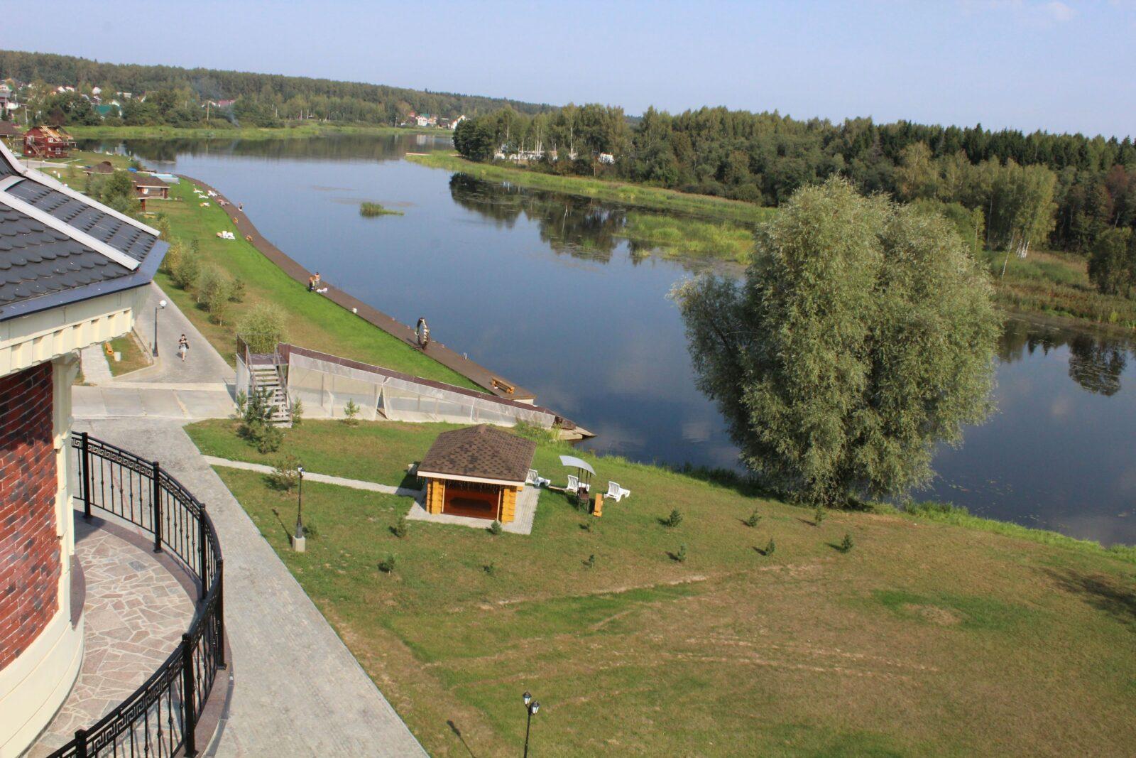 Ольгино предлагает квартиры и участки в экологически чистом районе