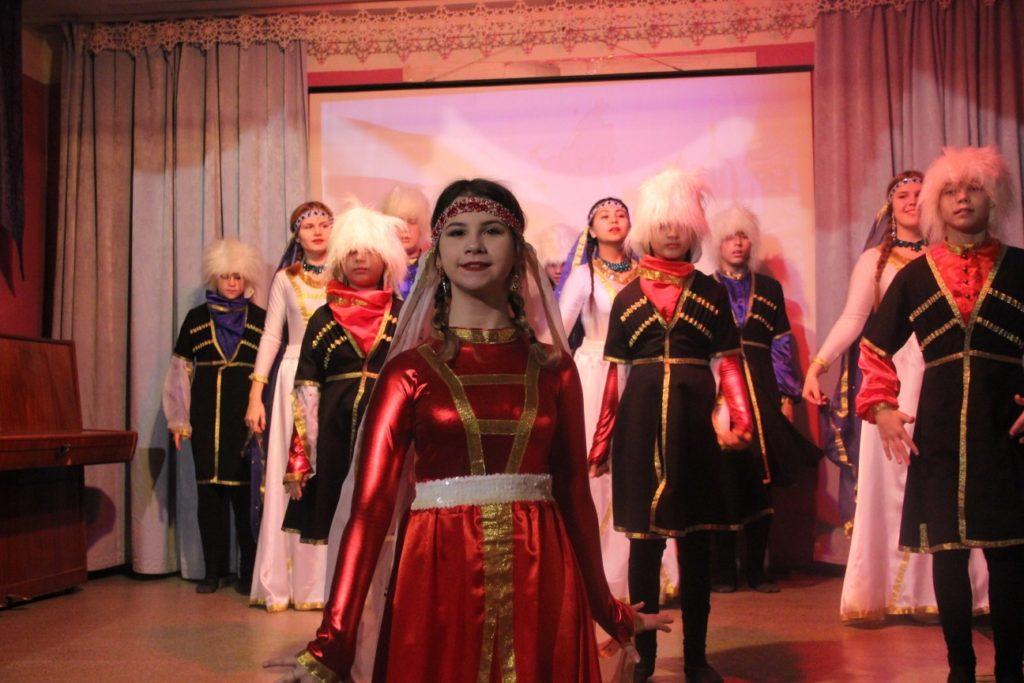 В Калининском районе взялись за поликультурное воспитание школьников