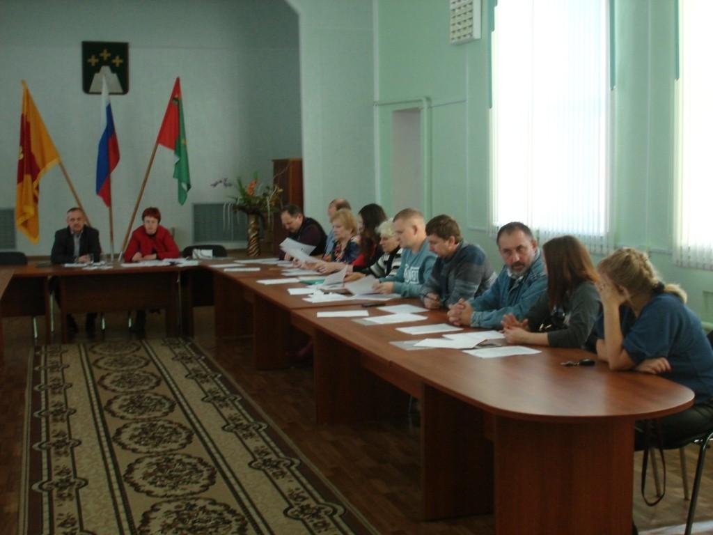 Депутаты Кесовогорского района обсудили устав и бюджет