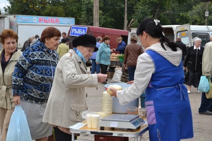 В Кесовогорском районе откроется универсальная ярмарка