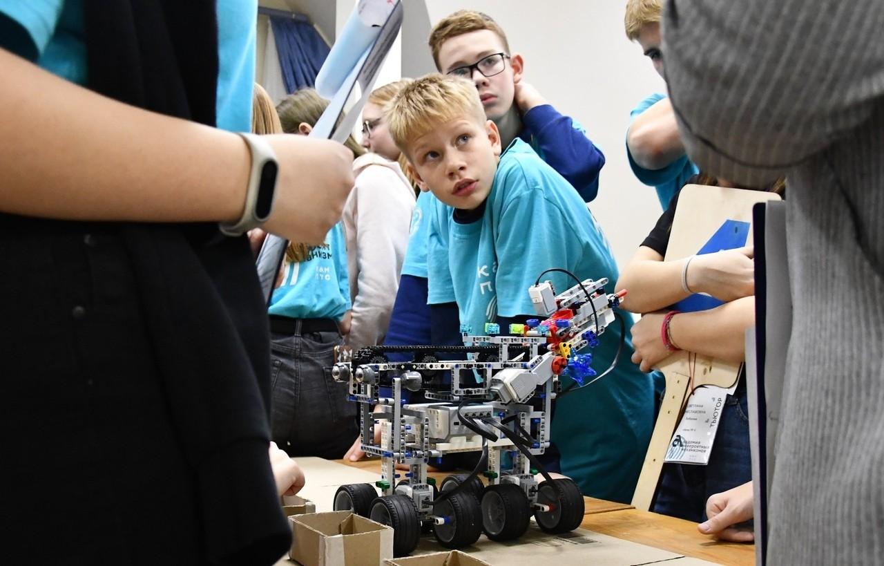 В Твери пройдет региональный фестиваль «РобоФест-2019»
