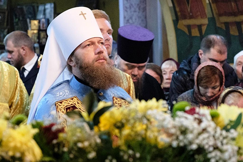 Глава Тверской митрополии Савва посетил деревню Черногубово Калининского района