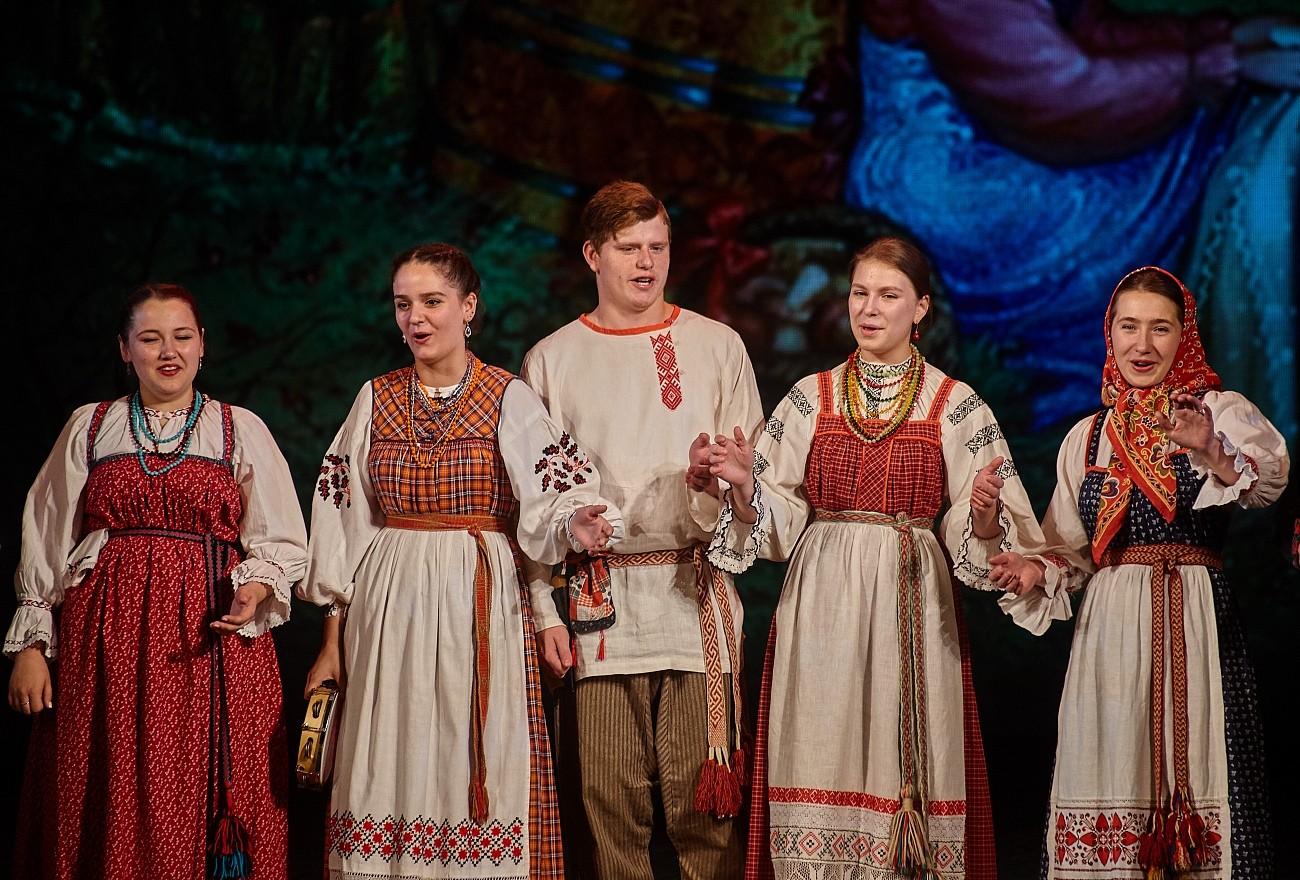 Культурные традиции Сандовского района вошли в «Антологию музыкального фольклора Тверской области»