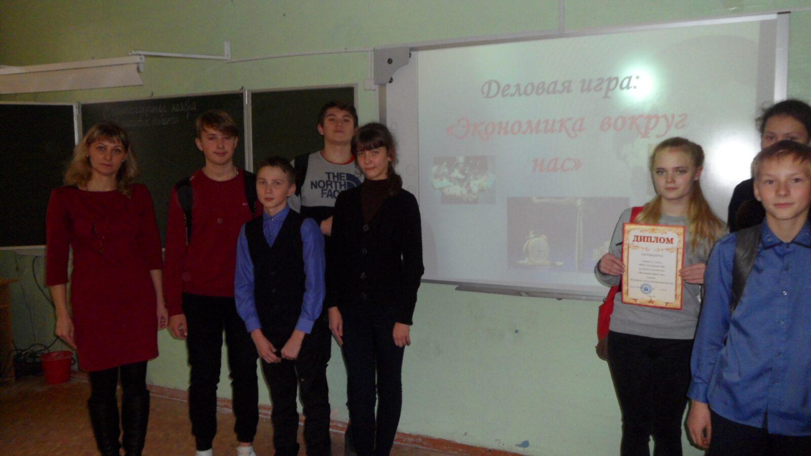 В Сандовском районе готовят молодых бизнесменов