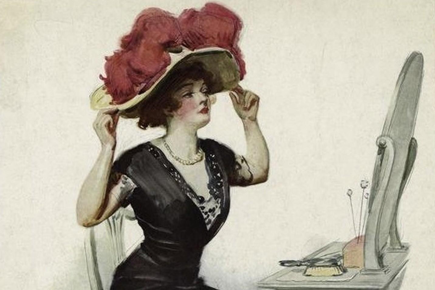В тверском музее создадут шляпки