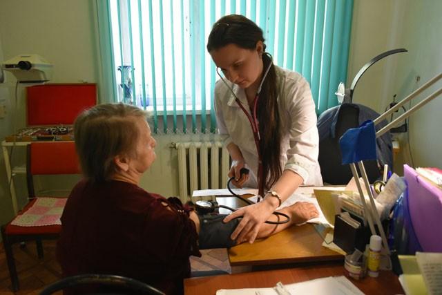 В Западной Двине обсудили обновление районного здравоохранения