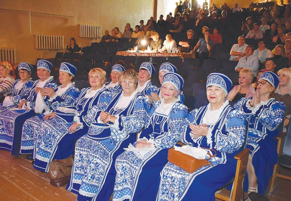 Таланты из Жарковского района покорили жюри и зрителей фестиваля «Я люблю тебя, жизнь!»