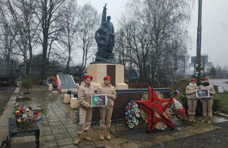 К 9 мая в Калининском районе установят скамейки в форме пятиконечной звезды