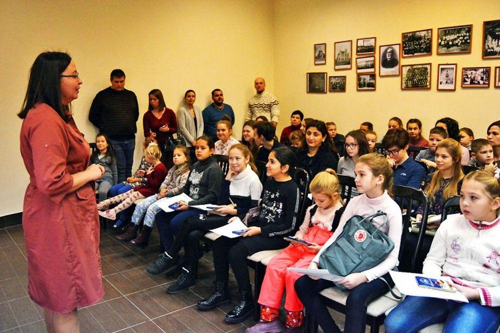 В Тверской области наградили победителей художественной олимпиады