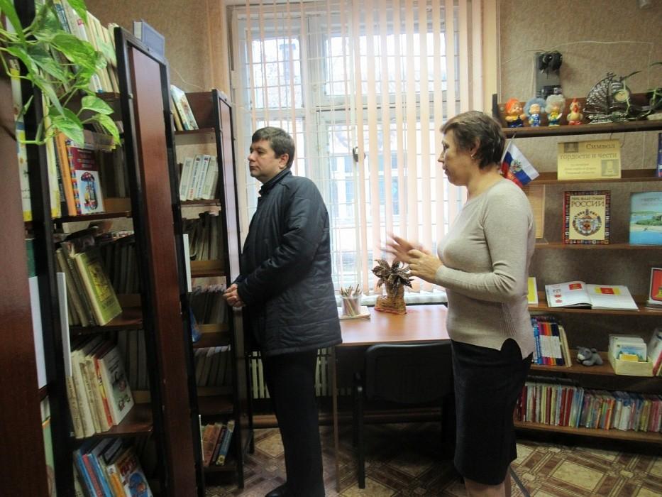 Михаил Смирнов отметил хорошее состояние учреждений культуры Рамешек