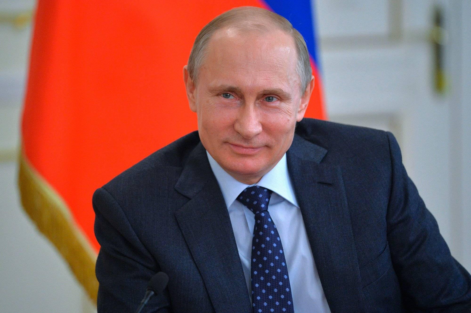 Президент России Владимир Путин поздравил жителей Тверской области с Днем народного единства