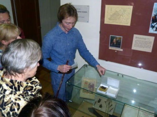 В Старицком краеведческом музее прошла традиционная «Ночь искусств»