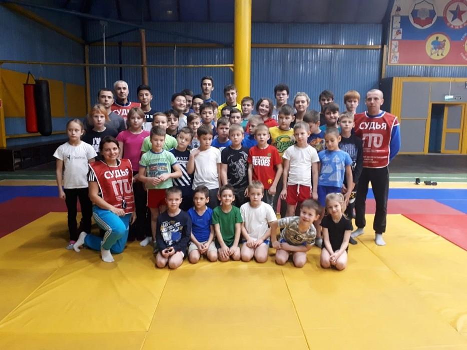 Конаковские спортсмены сдали нормы ГТО