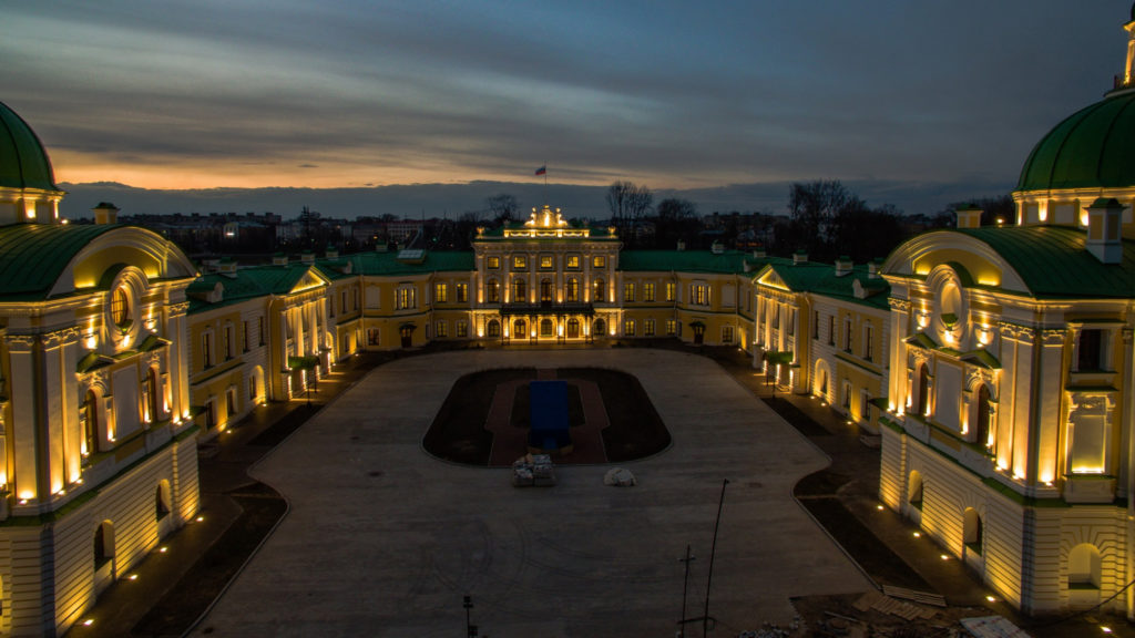 Театральной теме посвятил «Ночь искусств» Тверской императорский дворец