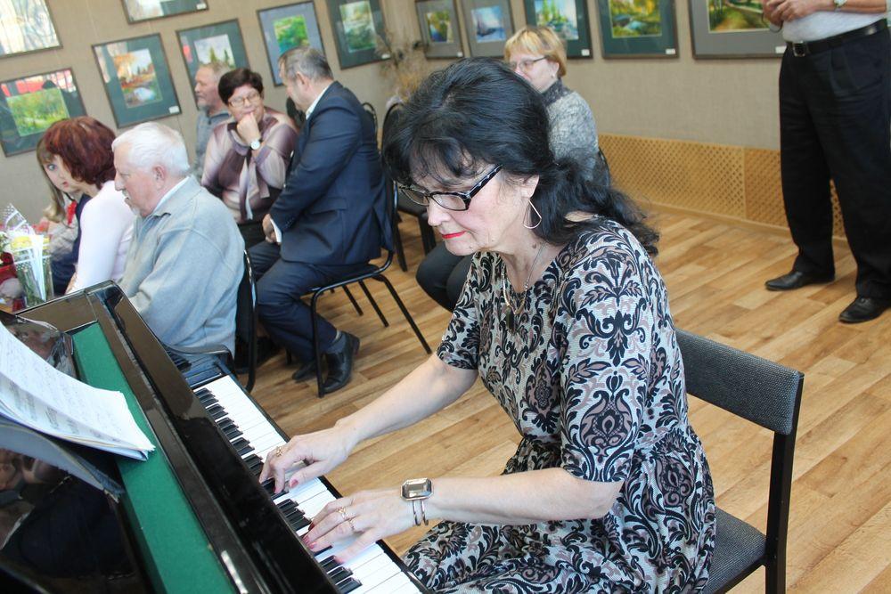 Тверская поэтесса презентовала сборник стихов