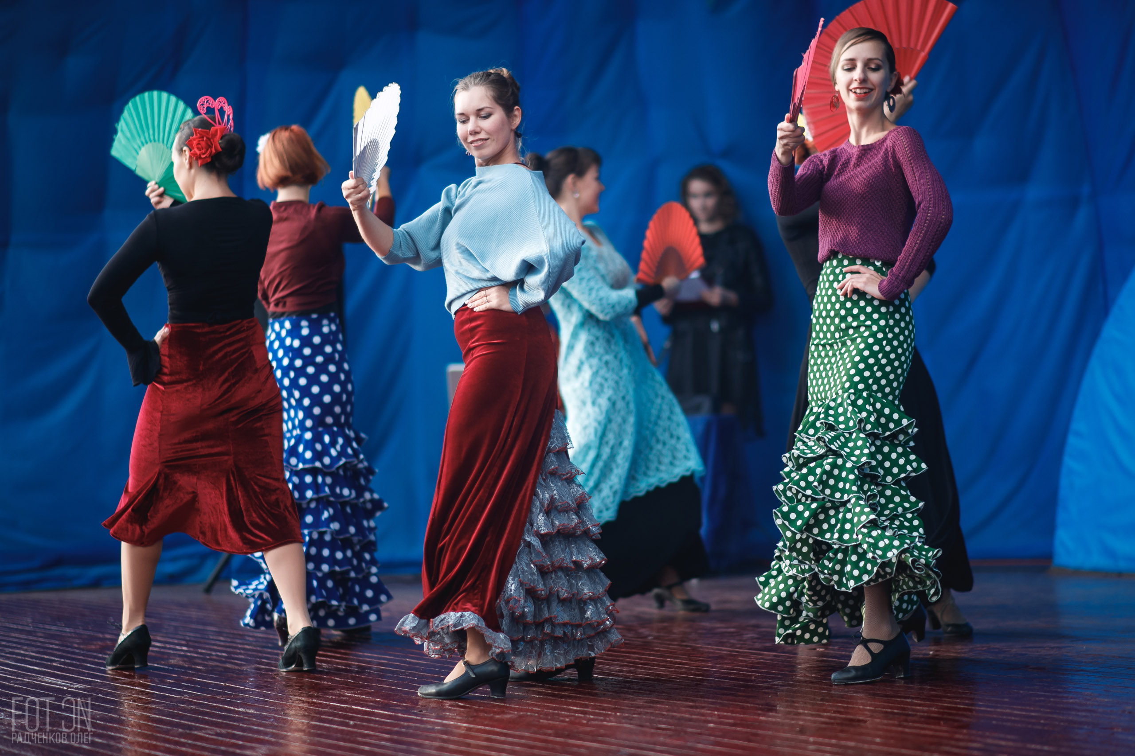 В Международный день фламенко в Твери пройдет танцевальный флешмоб