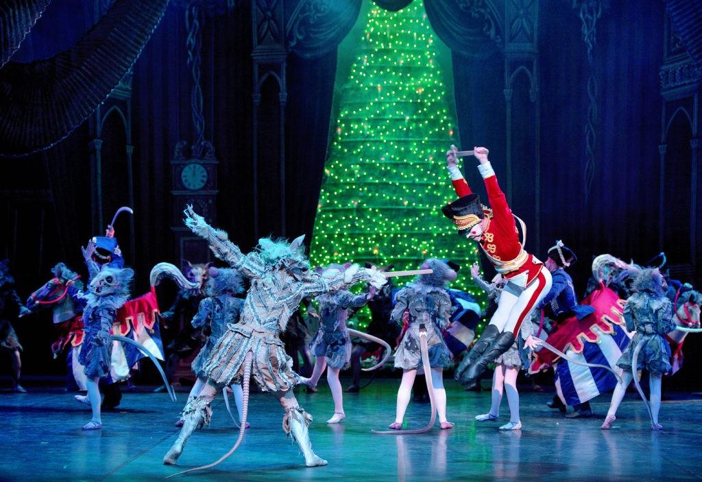 В Твери покажут балет «Щелкунчик»