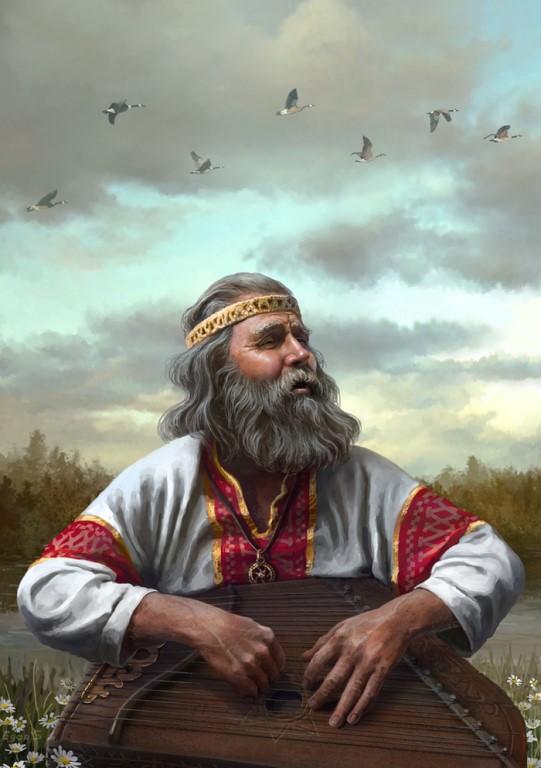 Жителям Твери предлагают отправиться в прошлое со сказителем