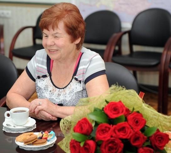 Любовь Парфенова: Память хранят те, кто чувствует сердцем
