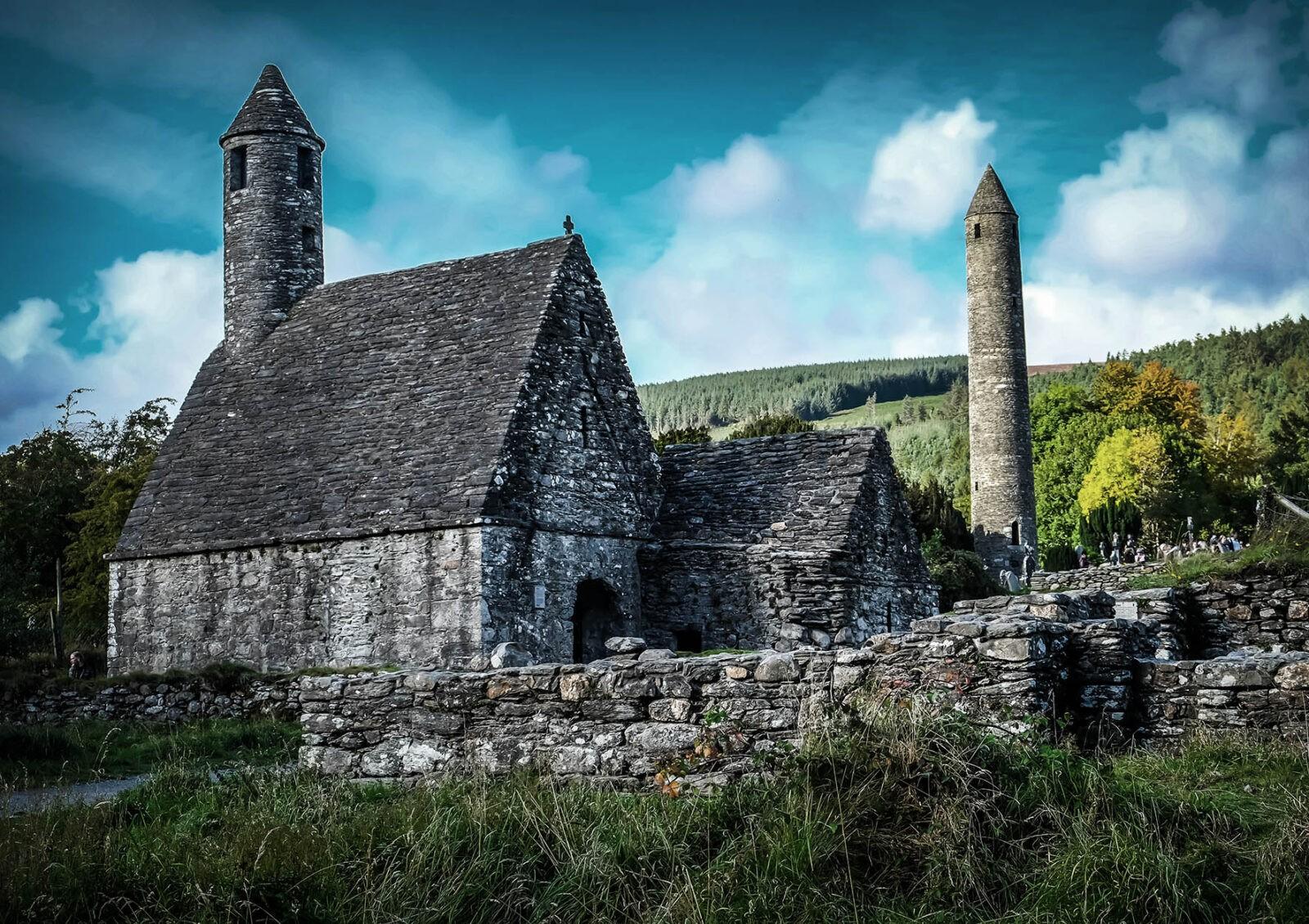 О монашеских традициях Кельтской церкви расскажут в тверской библиотеке