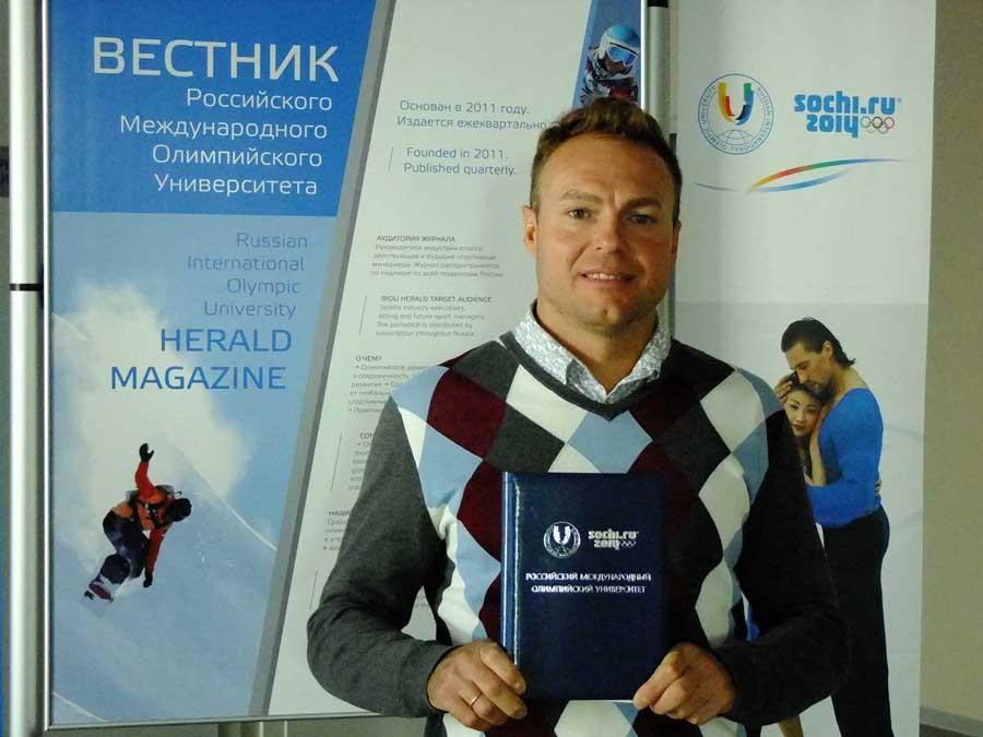 Игнат Ковалев: Твери нужен «Химик» и гребные базы