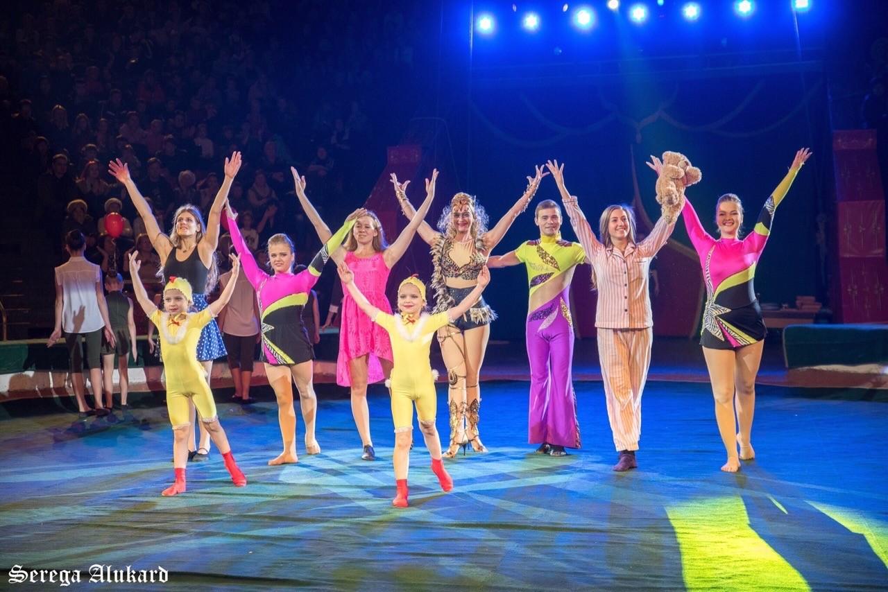 В Тверском цирке пройдет бесплатное цирковое представление