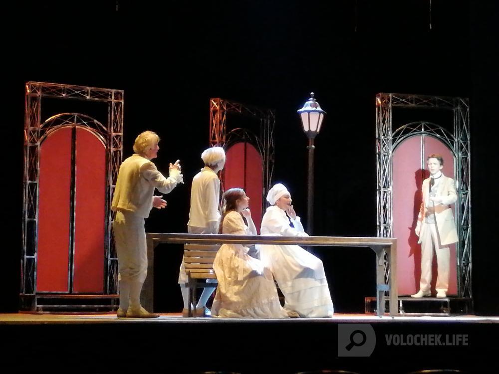 Высокий театр: два взгляда на «Вешние воды»