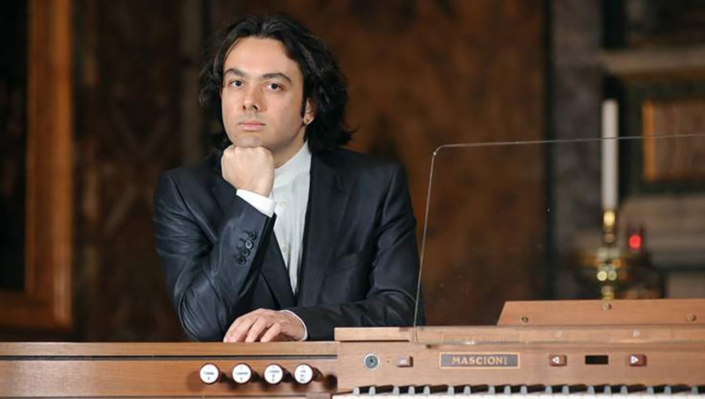 Впервые в Твери выступит итальянский органист Джампаоло Ди Роза