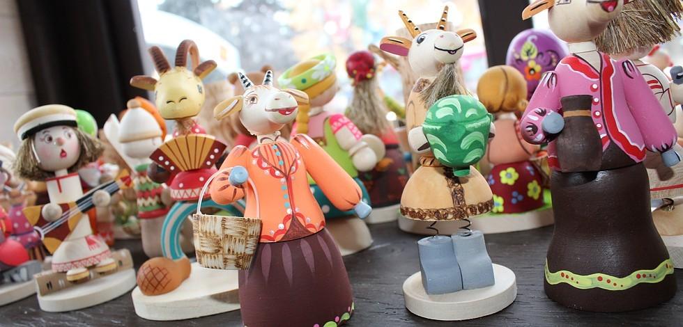 Тверские сувениры стали одними из лучших на Всероссийском конкурсе