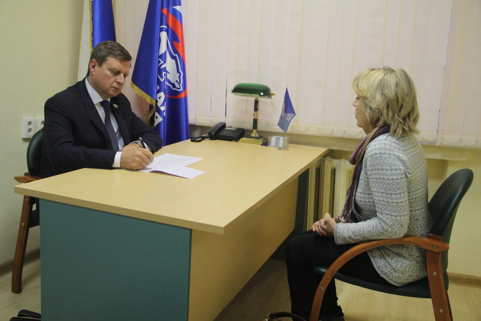 Андрей Епишин: Ни одно обращение не должно оставаться без внимания