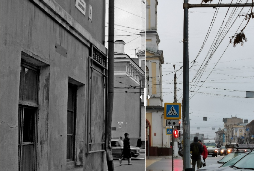 Было-стало: как изменились улицы Твери за 20 лет