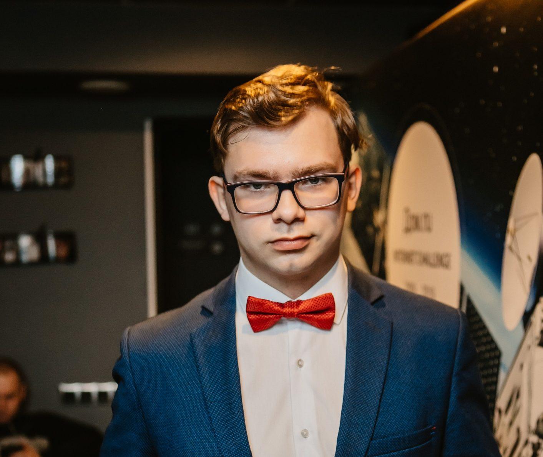 Илья Ворчук: В этом году я освоил суперкомпьютер и запустил свой стартап