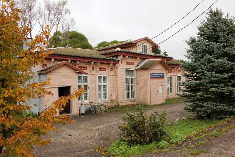 Кесовогорский железнодорожный вокзал стал объектом культурного наследия регионального значения